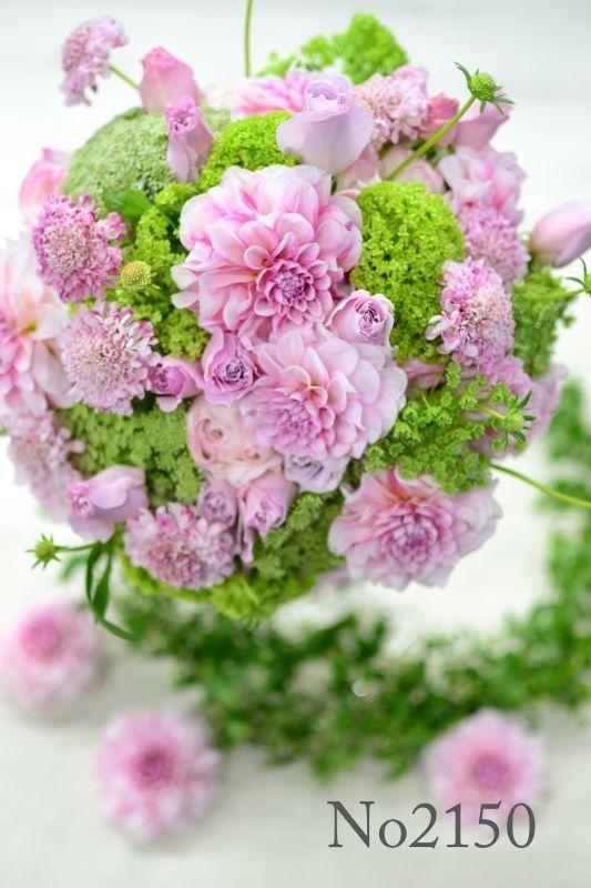 画像2: Bouqet Pink 花材はおまかせ〜季節のお花で上品に仕上げます〜