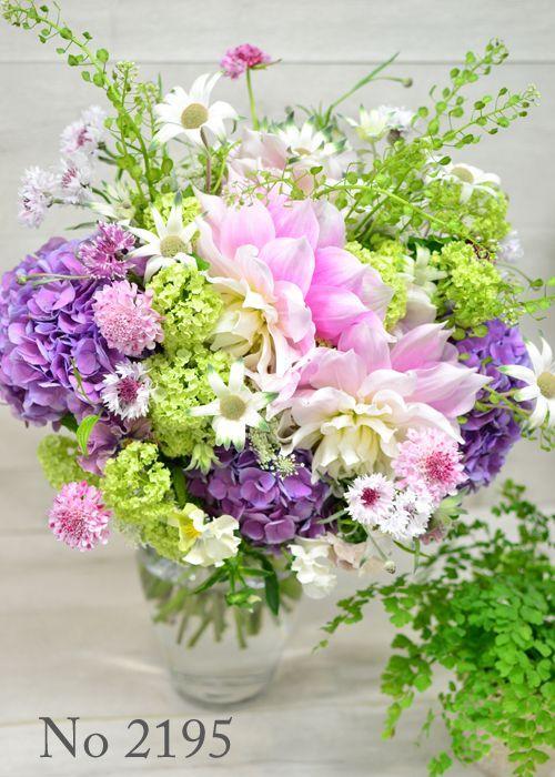 画像3: Bouqet Pink 花材はおまかせ〜季節のお花で上品に仕上げます〜