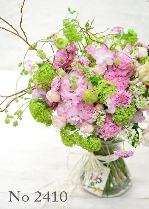 画像4: Bouqet Pink 花材はおまかせ〜季節のお花で上品に仕上げます〜